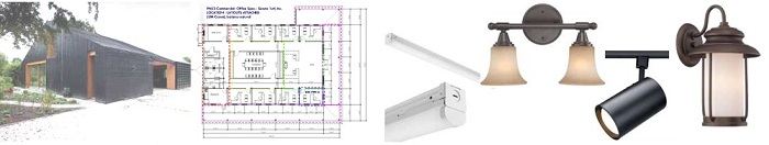 Lighting Design support with LPF-3rd-party OE