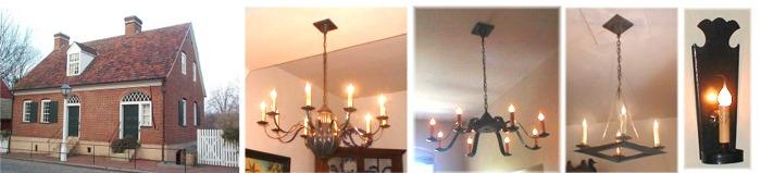 Custom chandeliers sconces voglar gunshop old salem nc